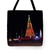 Christmas Tree San Salvador 6 Tote Bag