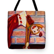 Christmas With Care Tote Bag