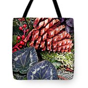 Christmas Wreath 2 Tote Bag
