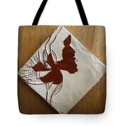 Christobel - Tile Tote Bag
