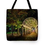 Christopher Columbus Park 3765 Tote Bag