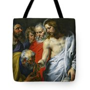 Christ's Charge To Peter  Tote Bag