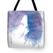 Chromatic Girl Tote Bag
