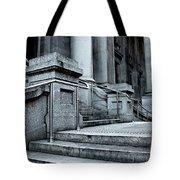 Chrome Balustrade Tote Bag