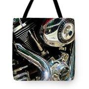 Chrome Beauty 1 Tote Bag