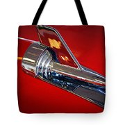 Chrome Tote Bag