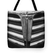 Chrome Grill 1948 Chevey Tote Bag