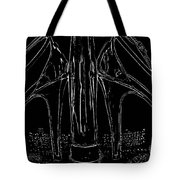 Chrome Machines Tote Bag