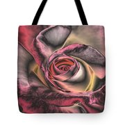 Chrome Rose 368 Tote Bag by Brian Gryphon