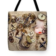 Chronos - God Of Time Tote Bag