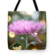 Chrysanthemum Happiness Tote Bag