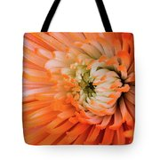 Chrysanthemum Serenity Tote Bag