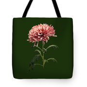 Chrysanthemum Shelbers Tote Bag