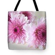 Chrysanthemums #009 Tote Bag