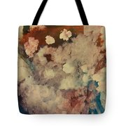 Chrysanthemums Tote Bag by Gregory Dallum