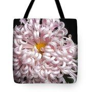 Chrysanthenmum 'satin Ribbon' Tote Bag