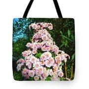 Chrysanths Tote Bag