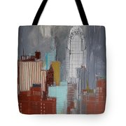 Chrysler Building, New York Tote Bag