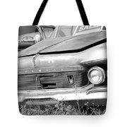 Roadside Imperials -  Bw Tote Bag