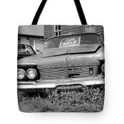 Chrysler Imperials - Bw Tote Bag