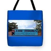 Chu - Mikals - Friendly Austin Texas Charm Tote Bag