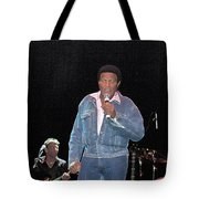 Chubby Checker Tote Bag
