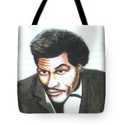 Chuck Berry 45 Tote Bag