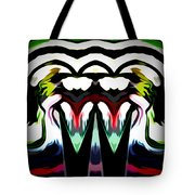 Chuckie The Cave Dweller Tote Bag