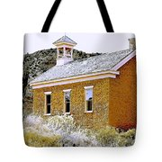 Church - Grafton Utah Tote Bag