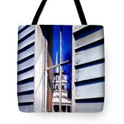 Church And State Tote Bag