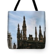 Church Architecture II  Nyc  Tote Bag