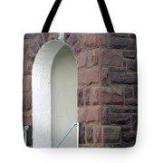 Church At Cuervo - New Mexico Tote Bag