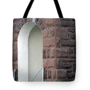 Church At Cuervo - New Mexico Tote Bag