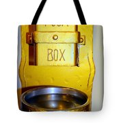 Church Blessings Tote Bag