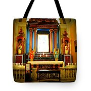 Church Colors Tote Bag