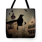 City Church Crows Tote Bag