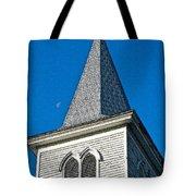 Church Drawing Tote Bag