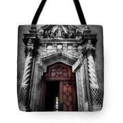 Church Entrance Tote Bag