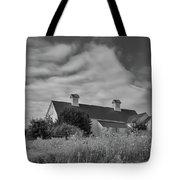 Church Hill Road Barn Tote Bag