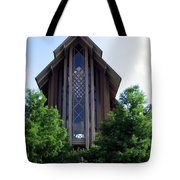 Church In Ft Worth Tx Tote Bag