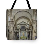 Church In Guanajuato Tote Bag