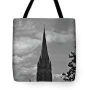 Church In Ireland Tote Bag