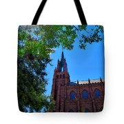 Church In Sc Tote Bag