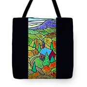 Church In The Wildwood Tote Bag