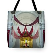 Church Interior 2 Guatemala  Tote Bag