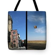 Church Tote Bag by James W Johnson