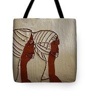 Church Ladies - Tile Tote Bag