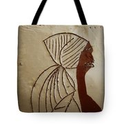 Church Lady - Tile Tote Bag