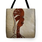 Church Lady 11 - Tile Tote Bag