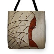 Church Lady 2 - Tile Tote Bag